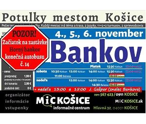 Potulky mestom Košice - BANKOV história a - Kam v meste  8610bcdbb4d