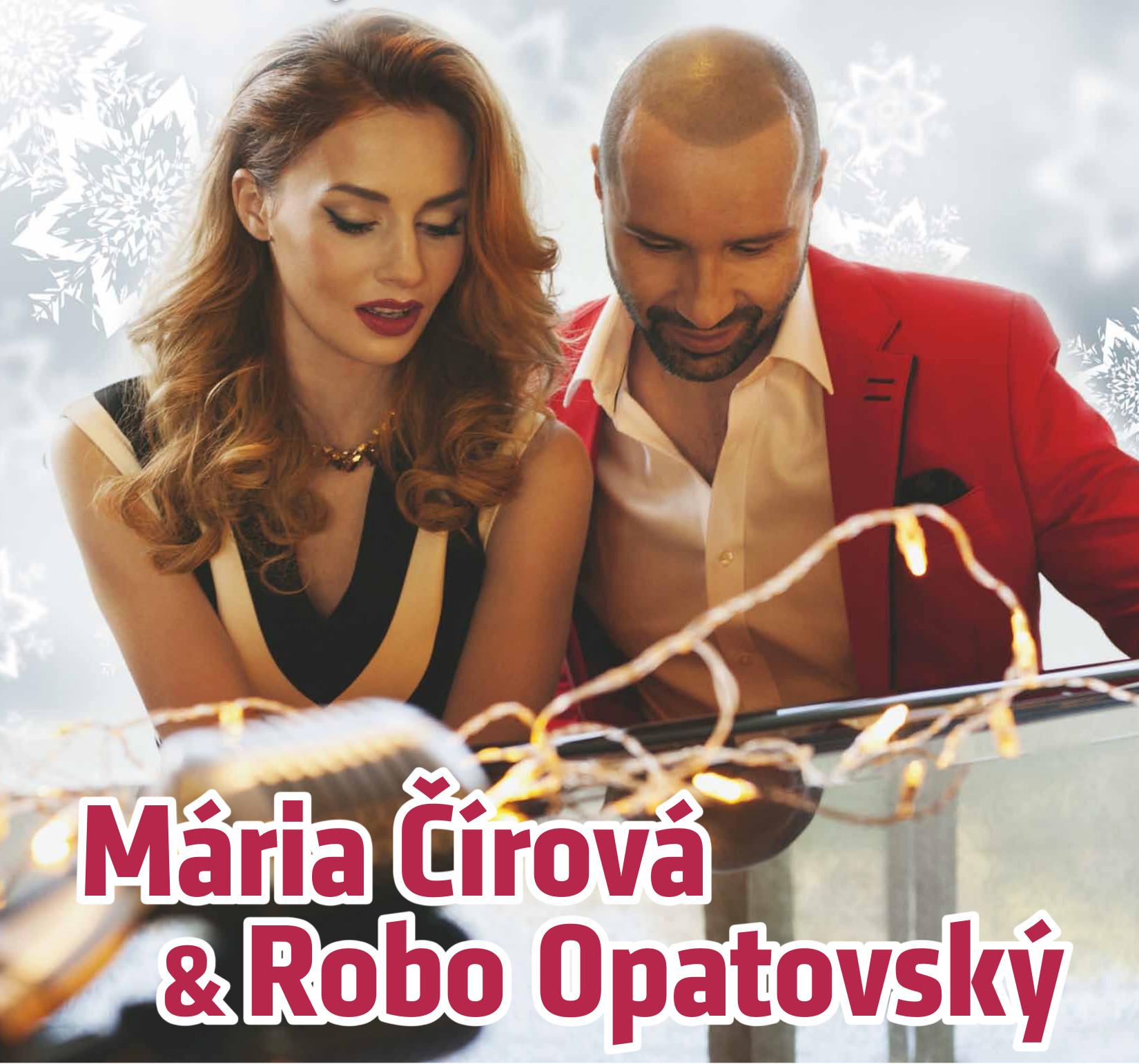 Vianočné turné Mária Čírová   Robo Opatovs - Kam v meste  ab9eb8d69a9